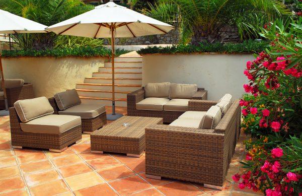 Mediterraner Garten - Mittelmeer-Urlaub im eigenen Garten