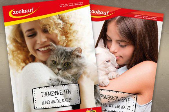 In unseren Katalogen finden Sie hilfreiche Informationen und nützliche Tipps rund um Tier und Garten.