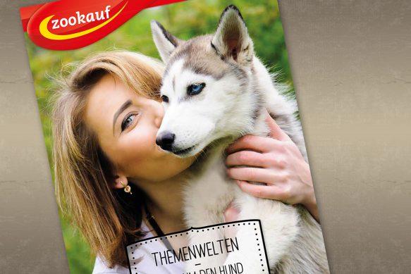 Hier finden Sie verschiedene Themenwelten für den Hundefreund