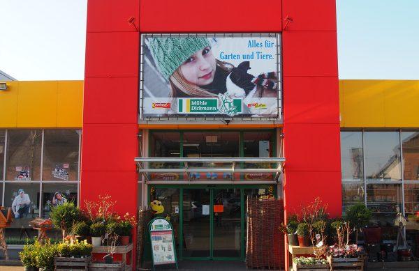Ihr Fachmarkt rund um Zoo und Garten - Mühle Dickmann in Duisburg-Walsum