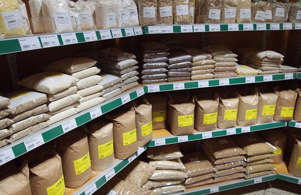Mehl und Backmischungen frisch aus der Region